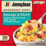 Jimmy Dean Sausage & Gravy Breakfast Bowl