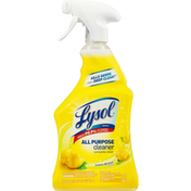 Lysol All Purpose Cleaner, Complete Clean, Lemon Breeze Scent