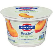 FAGE Lactose Free Peach Greek Strained Yogurt