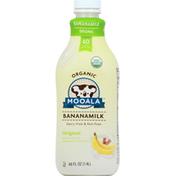 Mooala Banana Milk, Organic, Original
