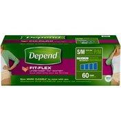 Depend Fit-Flex For Women S/M Maximum Absorbency Underwear