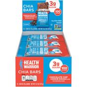 Health Warrior Chocolate Chip Cookie Dough Chia Bar