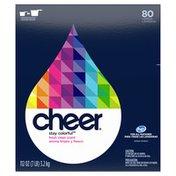 Cheer Cheer Powder Laundry Detergent, Fresh Clean