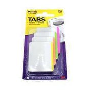 Post-it Tabs Durable Writable Repositionable