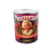 Avallone Crushed Jersey Tomatoes with Basil