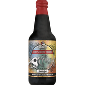 Sockeye Beer, Imperial Stout, Old Seven Tooth, Barrel-Aged