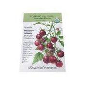 Botanical Interests 2016 Organic Chocolate Cherry Tomato Seeds