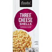 Essential Everyday Three Cheese Shells
