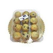 Blueberry Mini Muffin