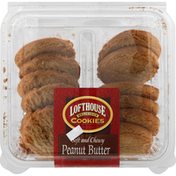 Lofthouse Delicious Cookies, Chewy Peanut Butter
