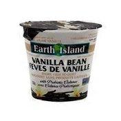 Earth Island Vanilla Yogurt