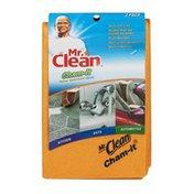 Mr. Clean Cham-it Super Absorbent Cloth - 2 PK