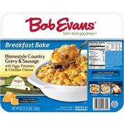Bob Evans Farms Homestyle Country Gravy & Sausage Breakfast Bake