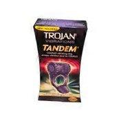 Trojan Vibrations Tandem Couples Vibrating Ring