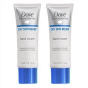Dove Fragrance-free Hand Cream For Dry Skin