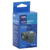 Carex Auto Glides, for Wheeled Walkers