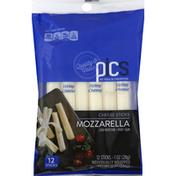 PICS Mozzarella String Cheese