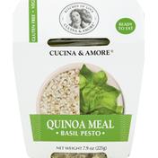 Cucina & Amore Quinoa Meal, Basil Pesto