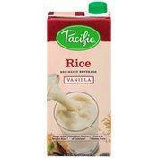 Pacific Vanilla Rice Non-Dairy Beverage