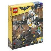 LEGO Building Toy, The Batman Movie, Egghead Mech Food Fight