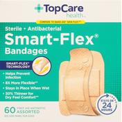 TopCare Bandages, Smart-Flex, Assorted