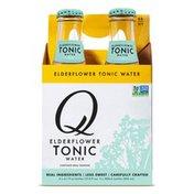 Q Mixers Elderflower Tonic Water 4-pack