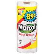 Marcal® Small Steps 2-Ply 87 ct U-Size-It Paper Towels