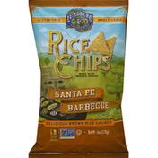 Lundberg Family Farms Santa Fe Barbecue Rice Chip