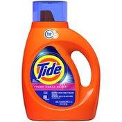 Tide Liquid Laundry Detergent, Fresh Coral Blast