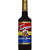 Torani Syrup, Blood Orange