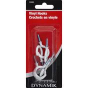 Dynamik Hooks, Vinyl