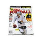 Athlon Sports SD Pro Football Magazine