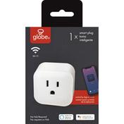 Globe Smart Plug, Wi-Fi
