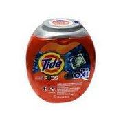 Tide Ultra Oxi Liquid Detergent