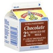 Land O Lakes Milk, Reduced Fat, Chocolate, 2% Milkfat