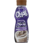 Chug Milk Shake, Cookies 'n' Cream