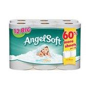Angel Soft Soft & Strong White Big Roll Bath Tissue
