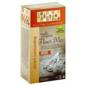 1 2 3 Gluten Free Flour Mix, Multi-Purpose, Fortified