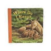 Little Bigfoot Where Do I Sleep? A Pacific Northwest Lullaby by Jennifer Blomgren