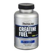 Twinlab Creatine Fuel Mega Dietary Supplement Capsules - 120 CT