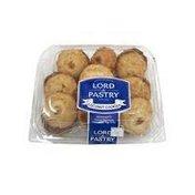 Lord de Pastry Coconut Cookies