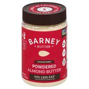 Barney Butter Almond Butter, Unsweetened, Powdered
