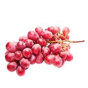 Red Seedless Grapes Bunch