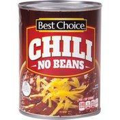 Best Choice No Beans Chili