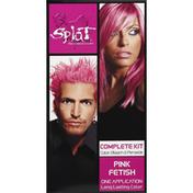 Splat Hair Color, Pink Fetish, Complete Kit