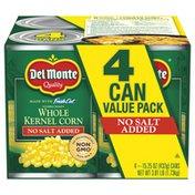 Del Monte Whole Corn