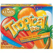 Kemps Variety Tropical Pops