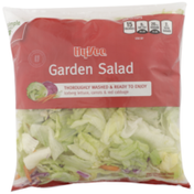 Hy-Vee Garden Salad Iceberg Lettuce, Carrots & Red Cabbage