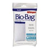 Tetra Whisper Bio-Bag Disposable Filter Cartridge Large