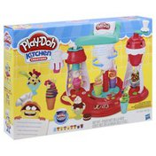 Play-Doh Playset, Modeling Compound, Ultimate Swirl Ice Cream Maker